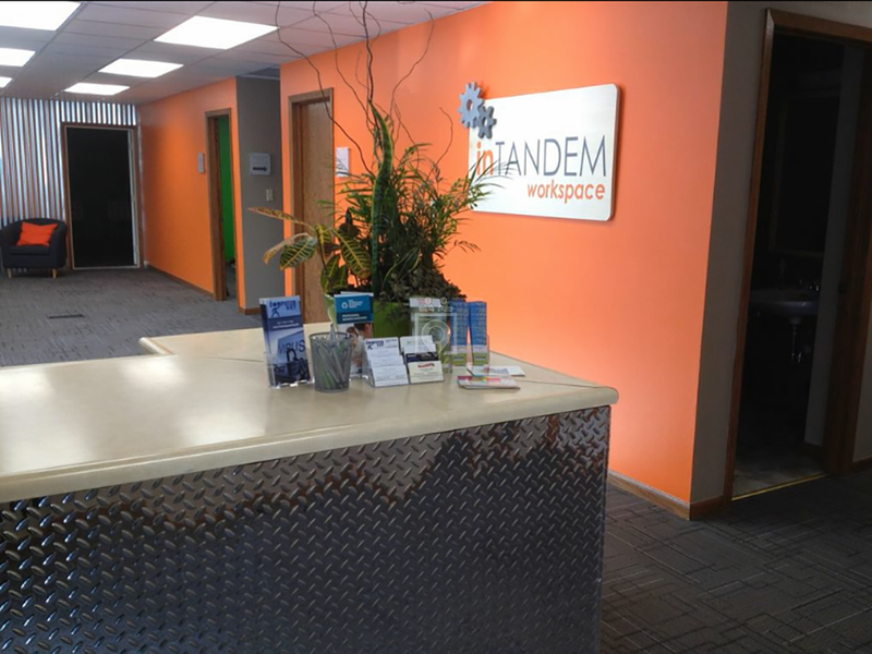 inTANDEM workspace, Webster City