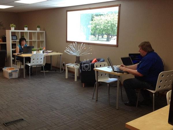 inTANDEM workspace, Webster City