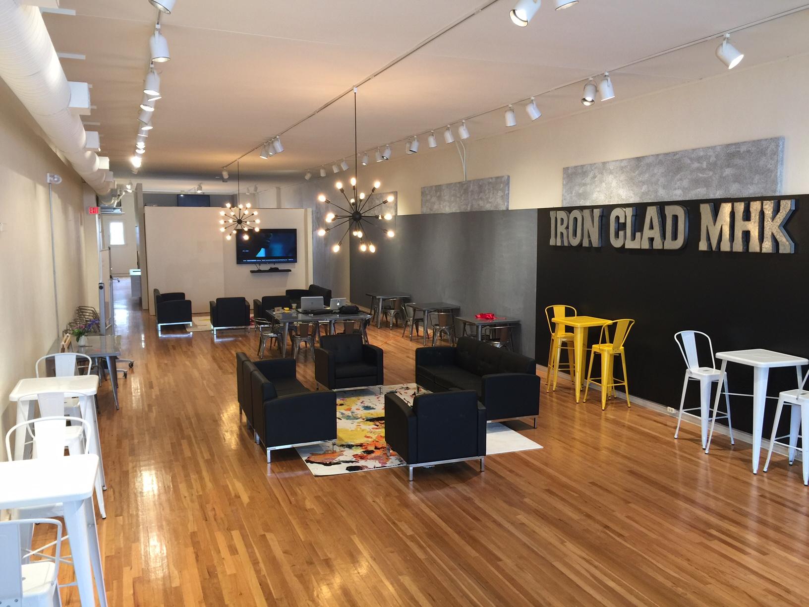 Iron Clad MHK, Manhattan