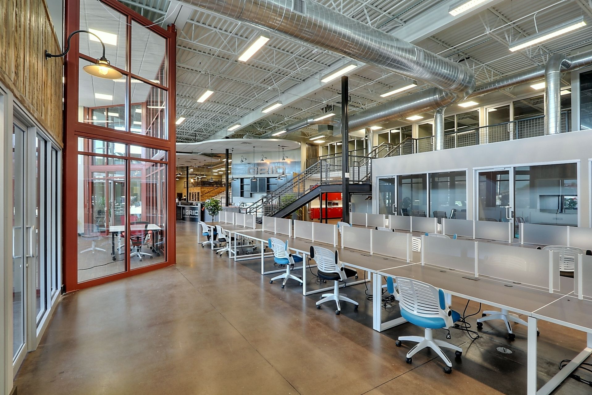 Grid Collaborative Workspace Overland Park, Overland Park