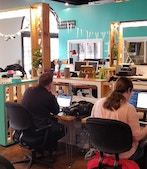 Coworking space on Clyde Fant Pkwy profile image