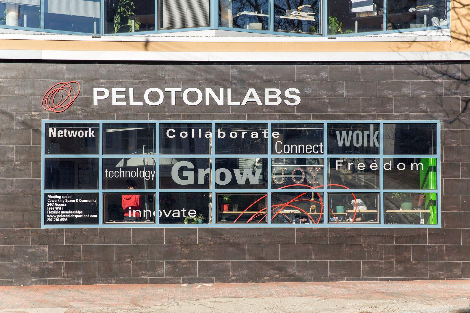 PelotonLabs, Portland