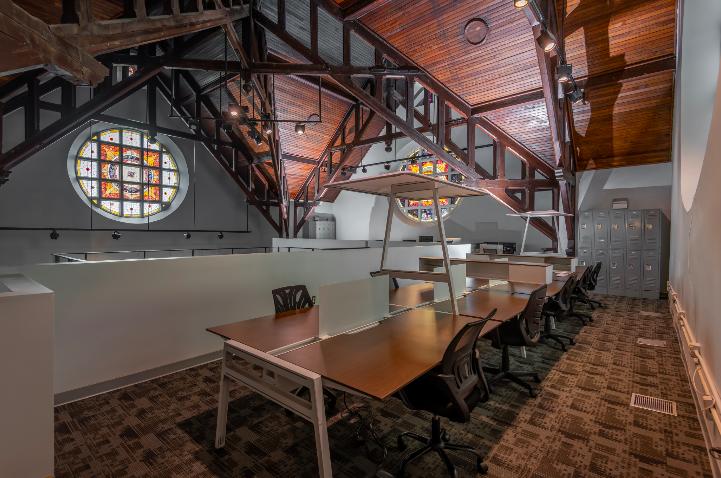 Co-Balt Workspace, Baltimore