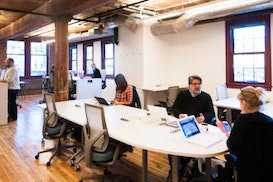 Workbar Arlington, Norwood