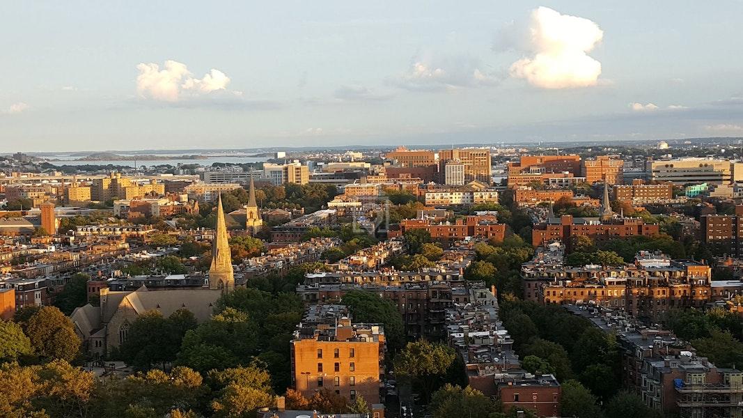 Business District, Boston