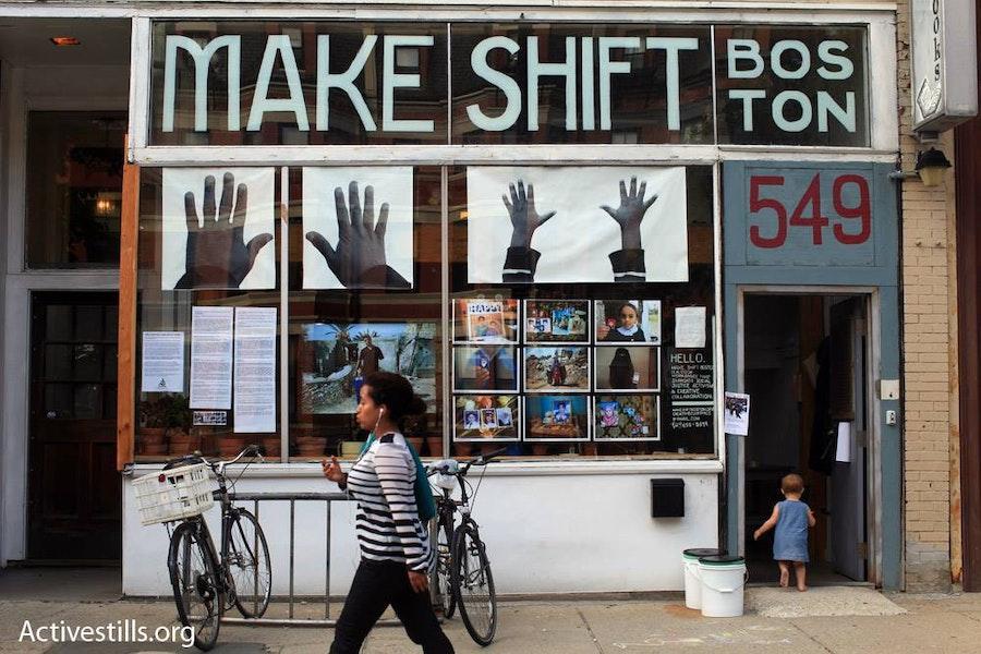 Make Shift Boston, Boston