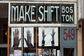 Make Shift Boston, Norwood