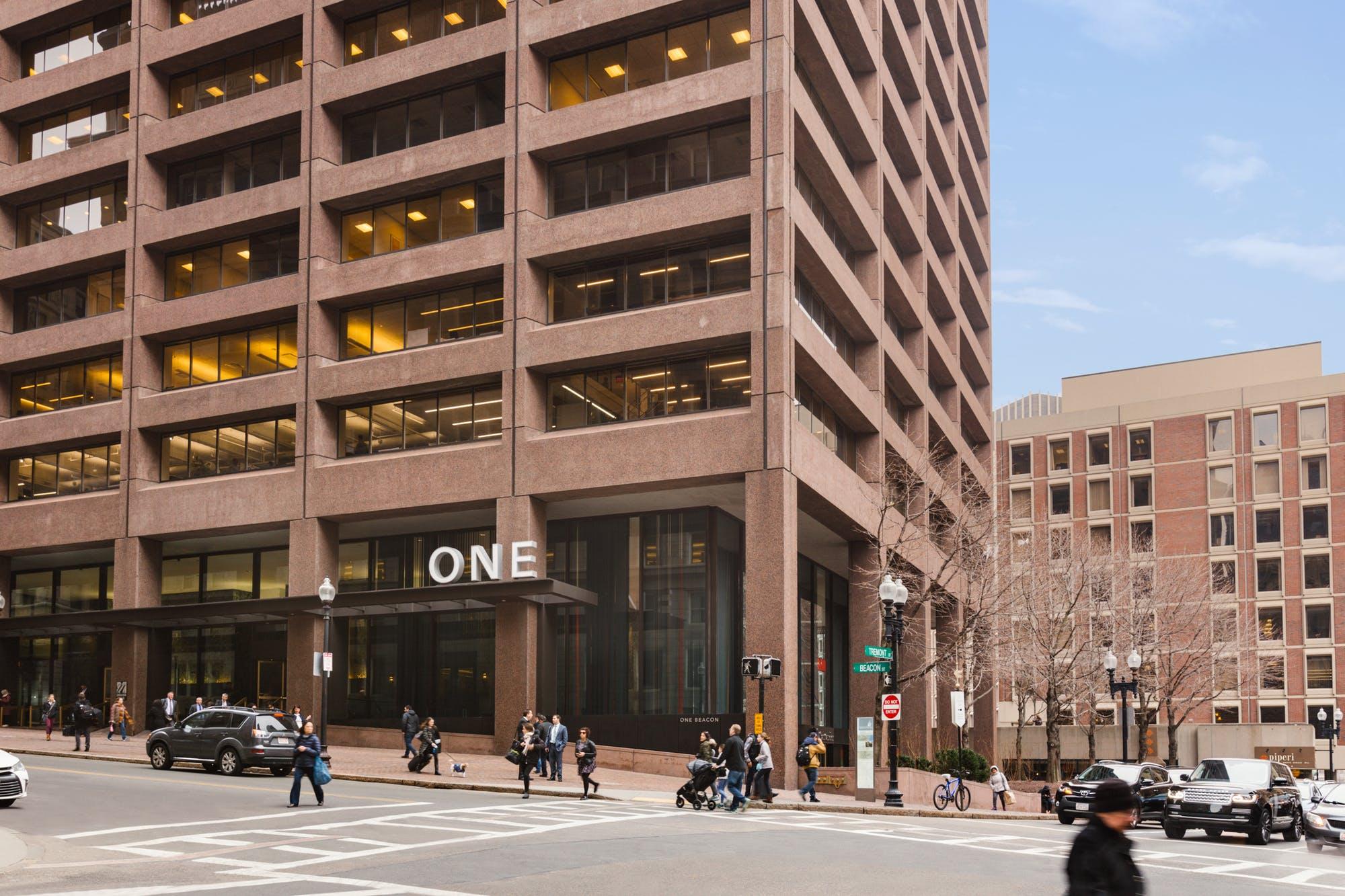 WeWork One Beacon Street, Boston
