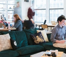 WeWork St. James profile image