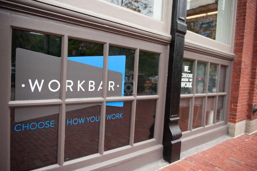 Workbar Boston, Boston