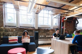 Workbar Boston, Chelsea