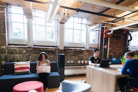 Workbar Boston, Norwood