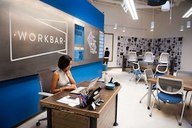 Workbar Brighton, Boston