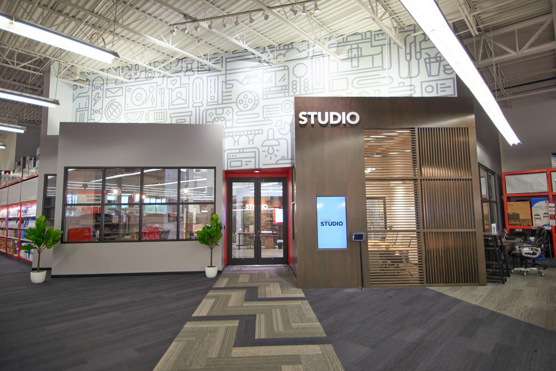 Studio La Rosa Palermo staples studio, danvers - book online - coworker