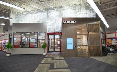 Staples Studio, Danvers