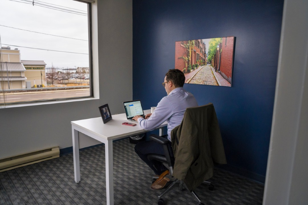 Workspace@Shipyard, Hingham