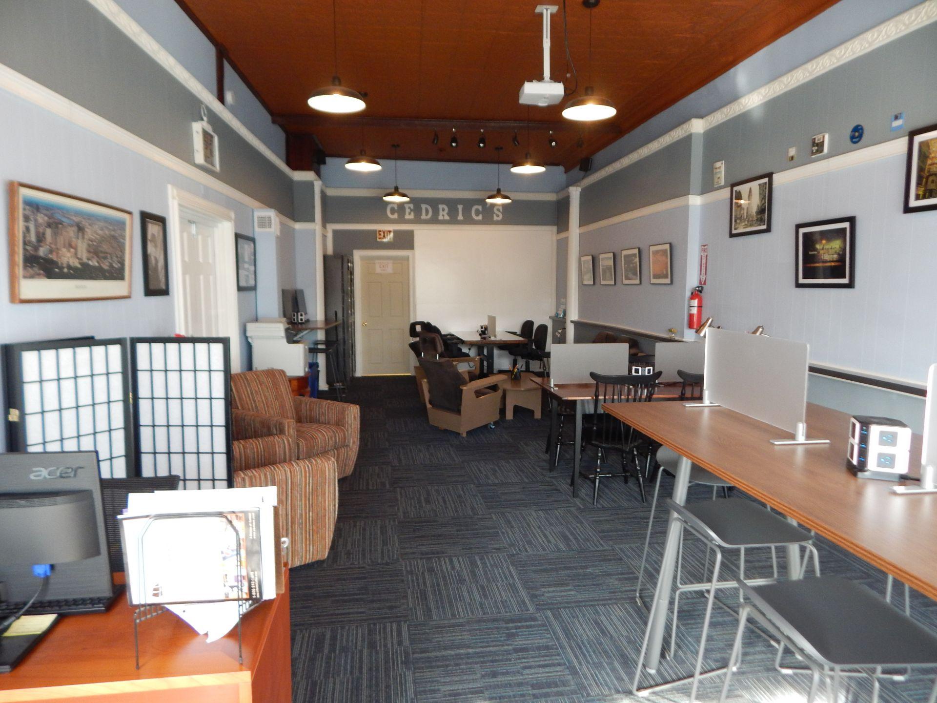 Cedric's Studio, Wakefield