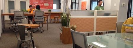 Coworking Station of Walpole