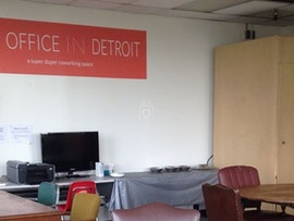 An Office in Detroit, Detroit