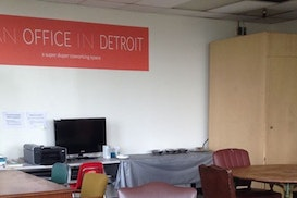 An Office in Detroit, Detroit