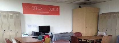 An Office in Detroit