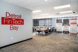 Detroit FinTech Bay- TechTown, Detroit