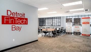Detroit FinTech Bay- TechTown image 1