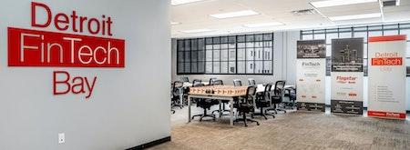 Detroit FinTech Bay- TechTown