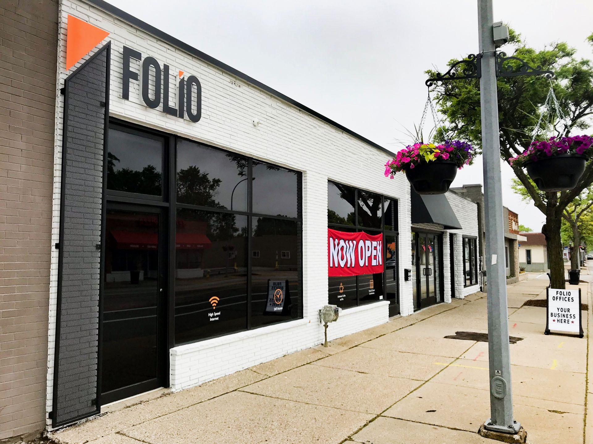 Folio Offices, Detroit