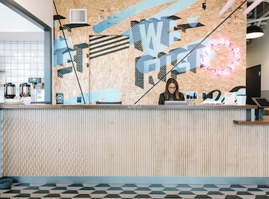 WeWork 19 Clifford St image 4