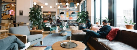 WeWork 19 Clifford St
