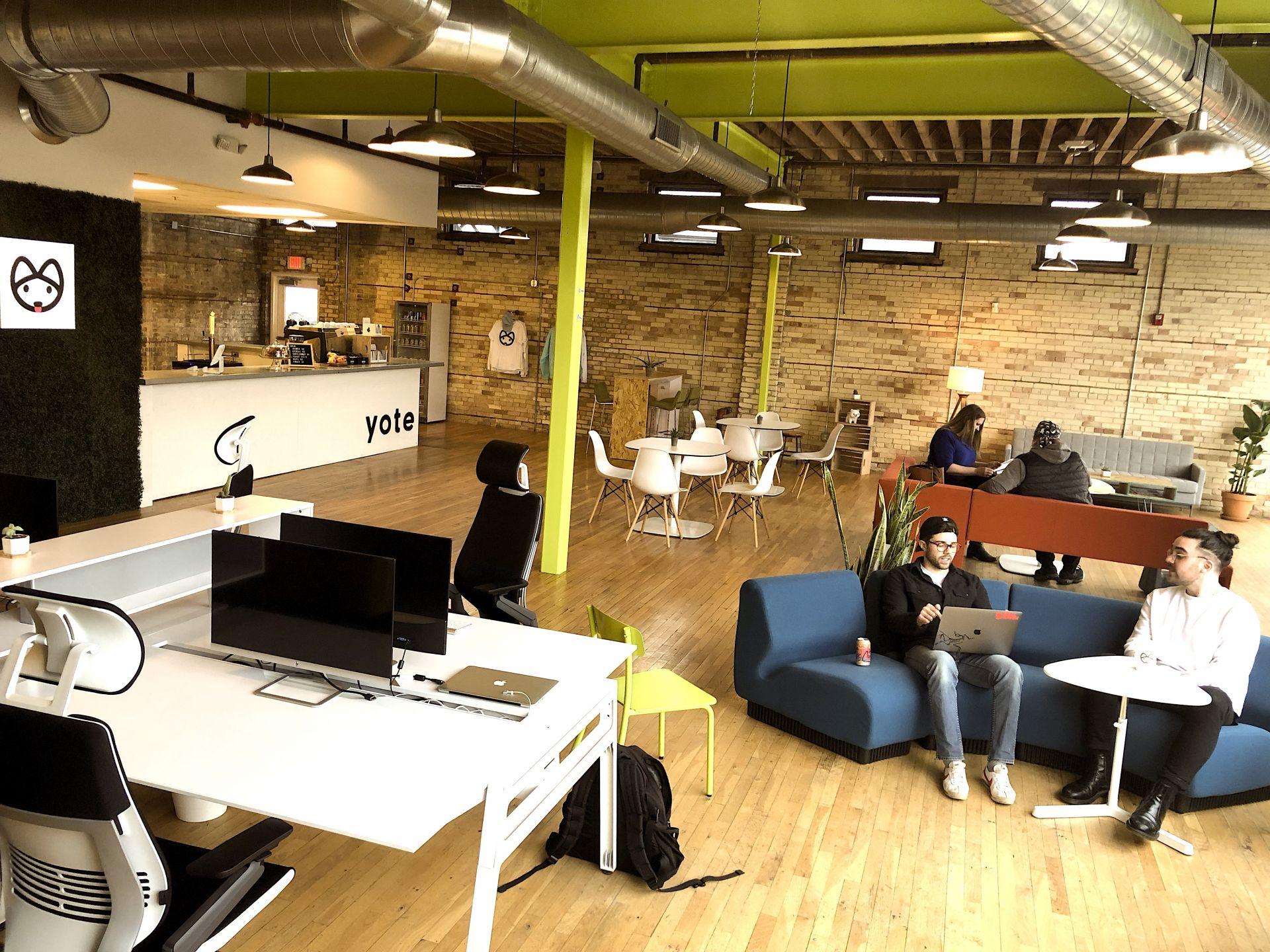 Yote Lab, Grand Rapids