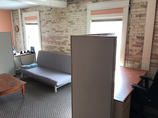 Downtown TC shared office space, Traverse City