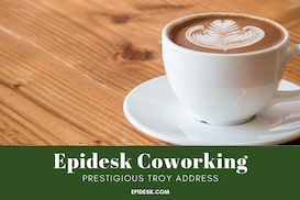 Epidesk Coworking, Troy