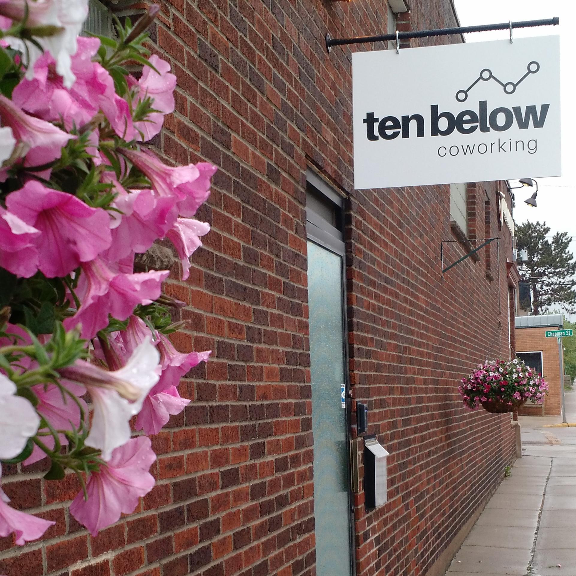 Ten Below Coworking, Ely