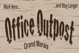 Office Outpost, Grand Marais