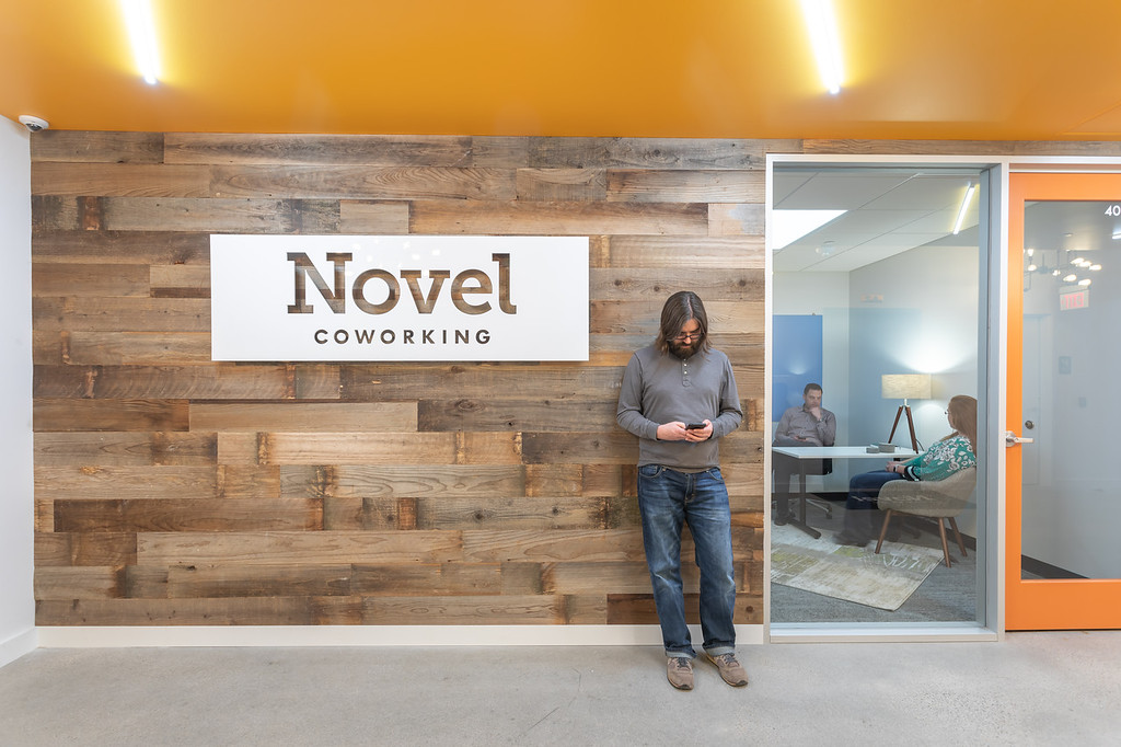Novel Coworking TriTech Center, Minneapolis