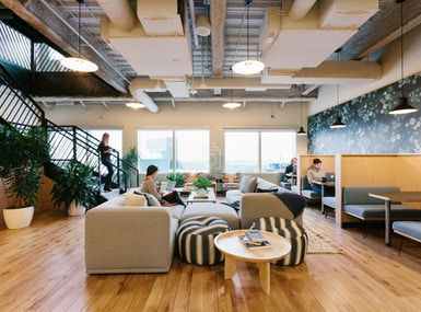 WeWork Capella Tower image 3