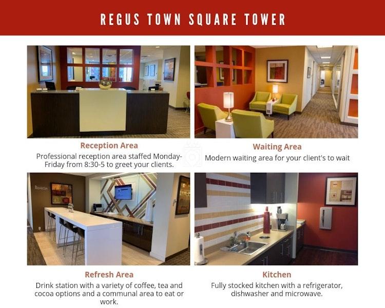 Regus St. Paul Town Square Tower, Saint Paul
