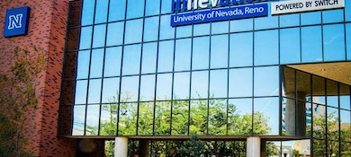 University of Nevada, Reno Innevation Center-Powered By Switch