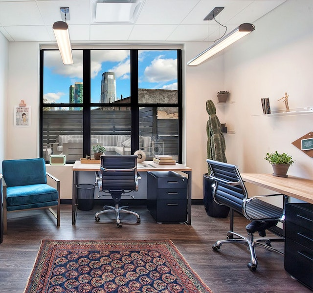 Andco Coworking, Jersey City