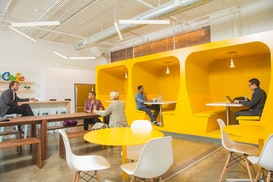 Coworking at Kearny Point, Brooklyn
