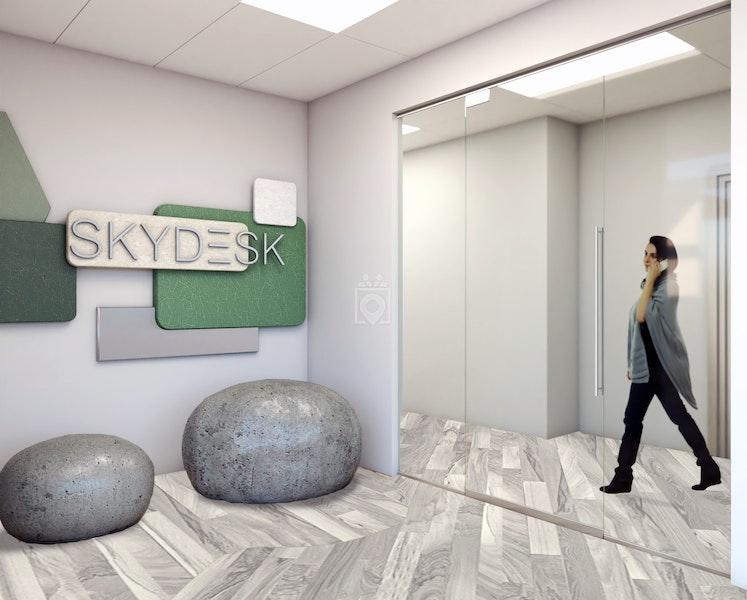 SkyDesk Morristown, Morristown
