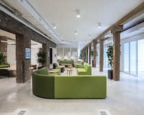 Coworking space on Lafayette Street profile image