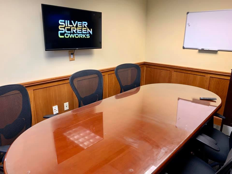 Silver Screen Coworks, Albany