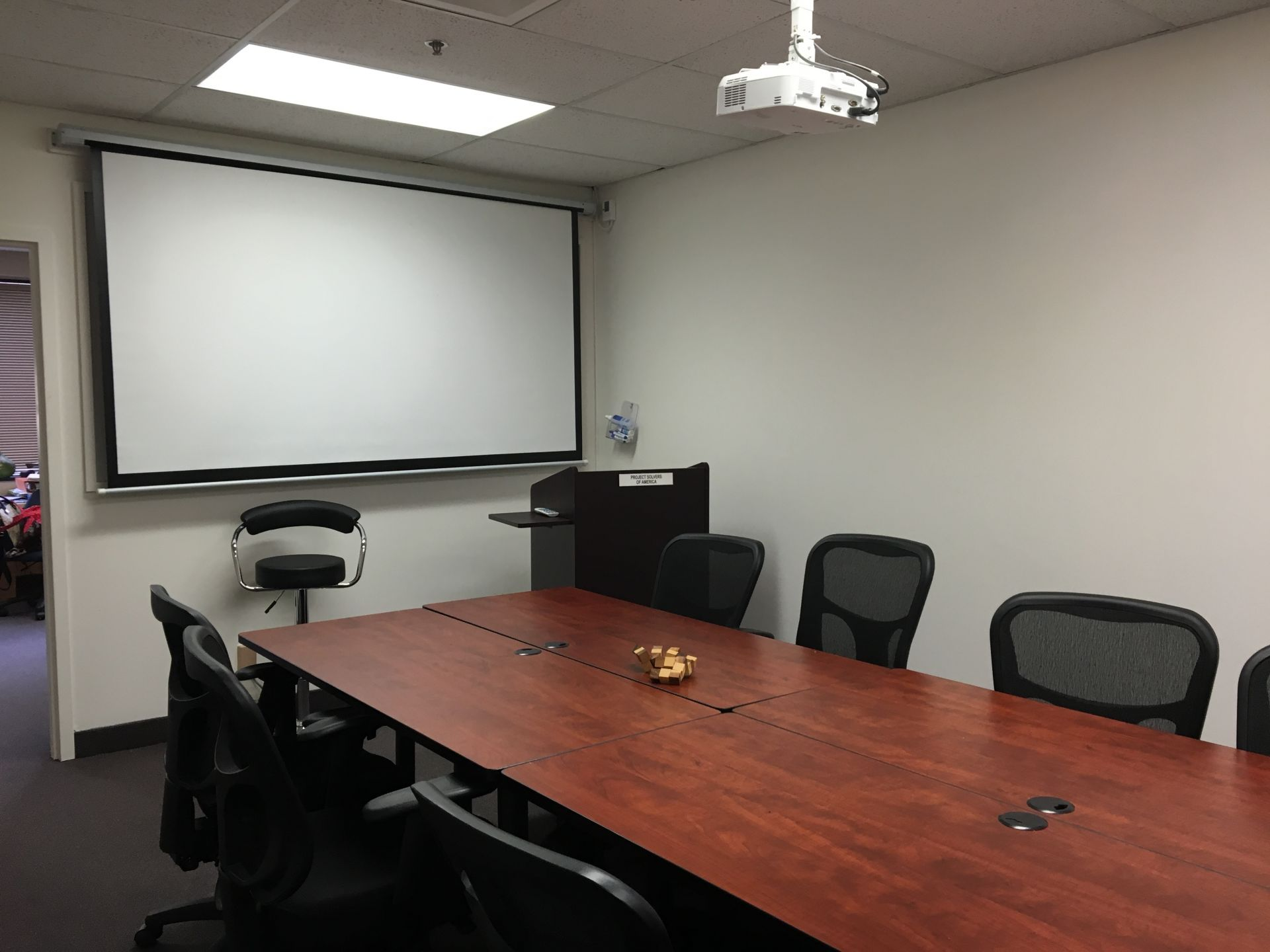 Office and Conference Room in Rochester, NY, East Rochester