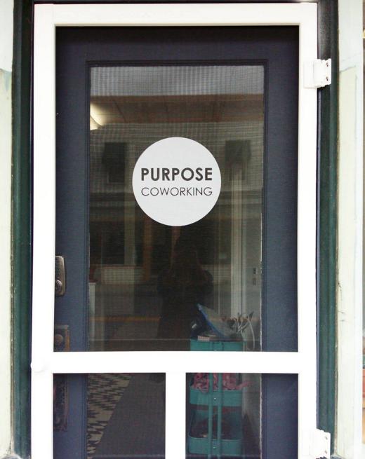 Purpose Coworking, Hudson