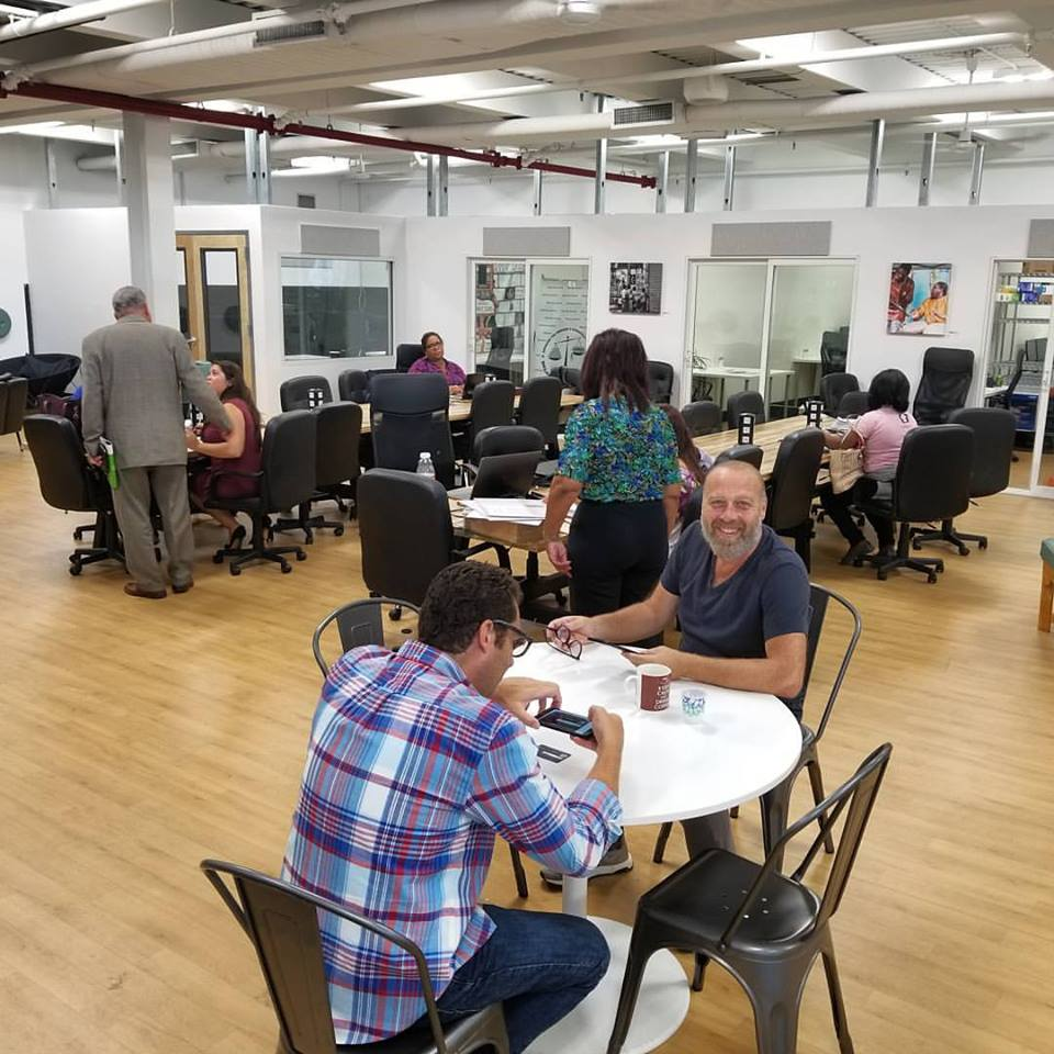 Bronx Coworking Space, NYC