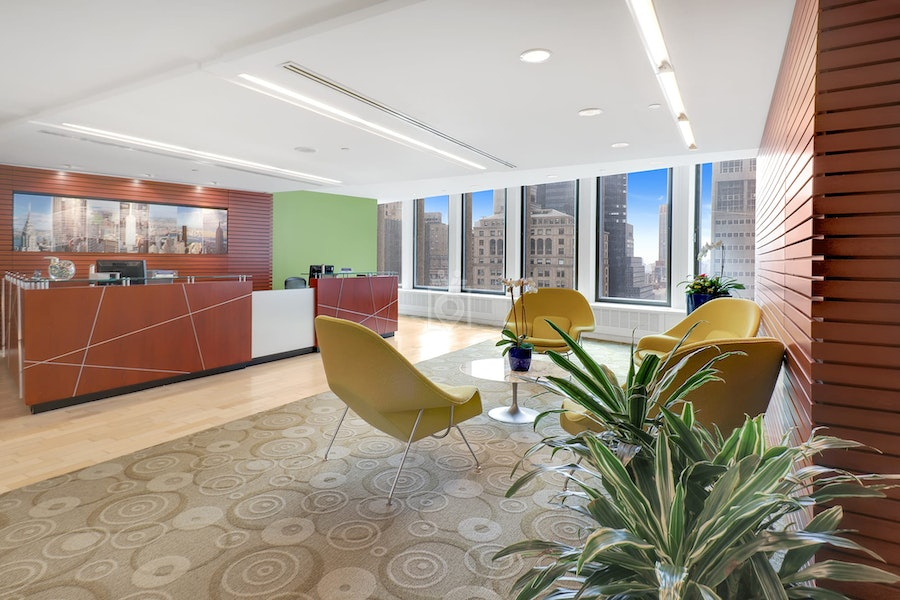 Carr Workplaces Midtown, NYC