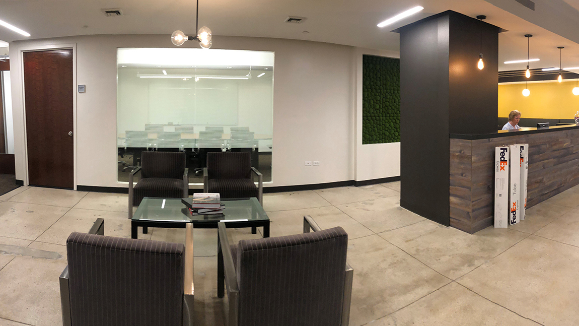 Corporate Suites at 1001 Avenue of the Americas, NYC